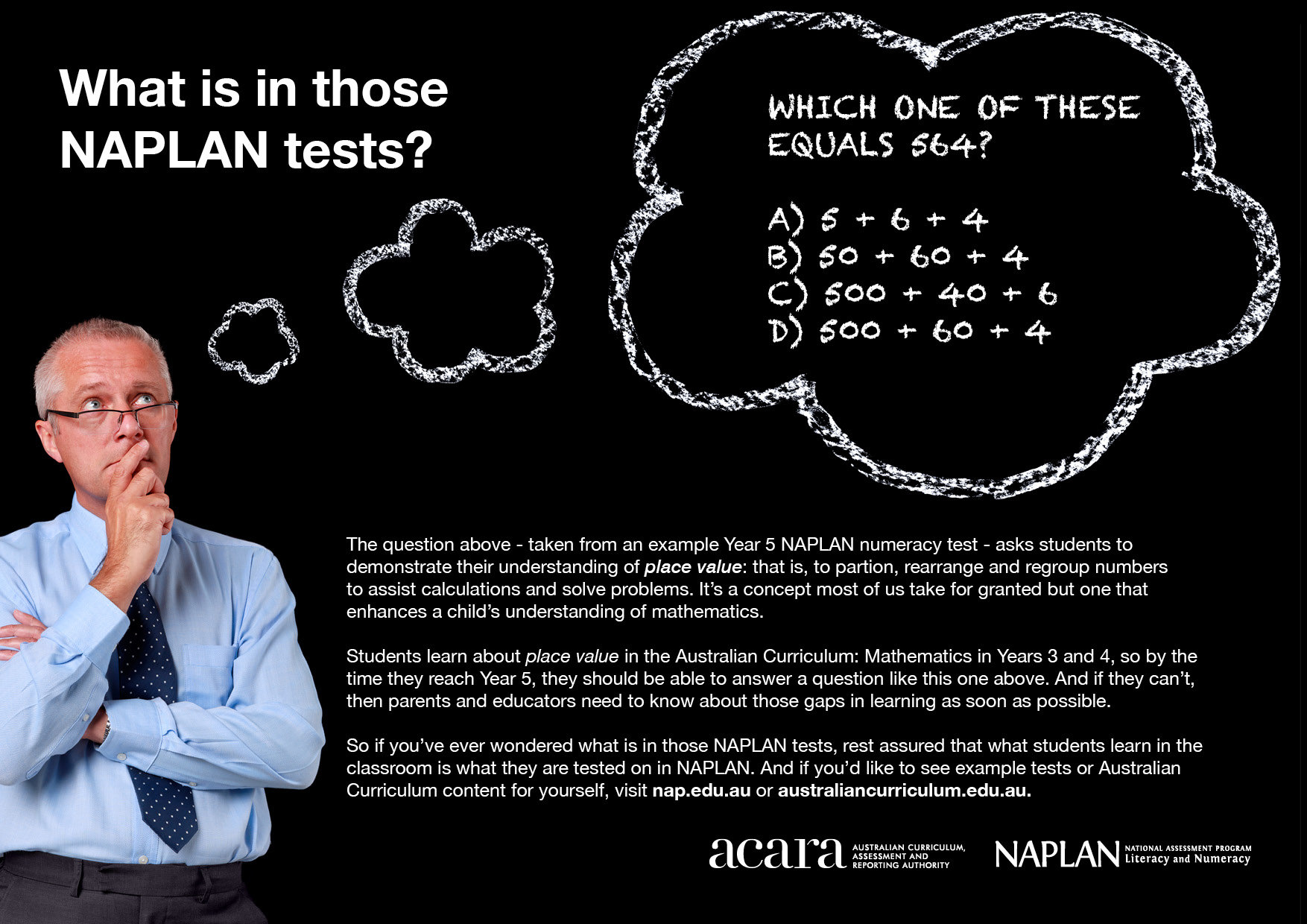 NAPLAN test questions